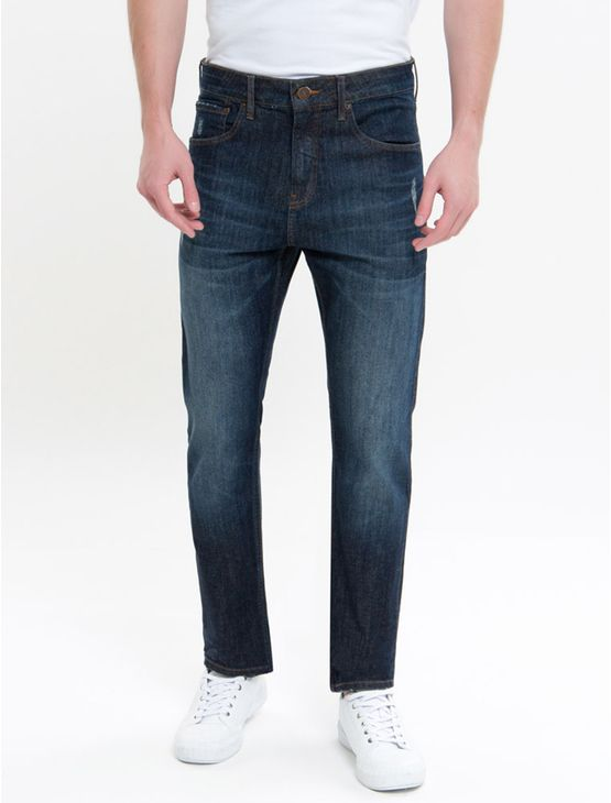 Calca-Jeans-Five-Pockets-R-Straight---Marinho