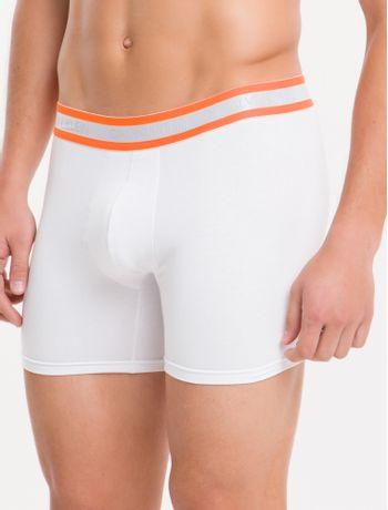 Cueca-Boxer-Cotton-Hazard---Branco-2