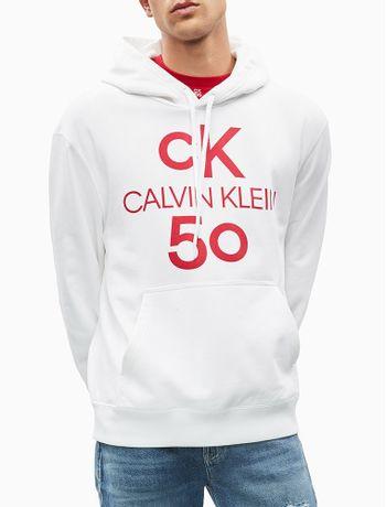 Blusa-Ml-Masc-Logo-Relaxed-Com-Capuz-CK50---Branco-2