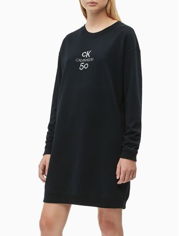 Vestido-Logo-Regular-CK50---Preto