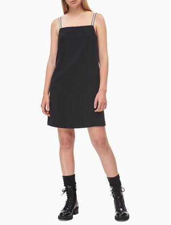Vestido-Logo-Slip-CK50---Preto