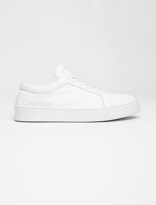 Tênis Ck Couro Basico - Branco 2