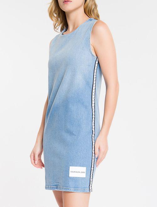 Vestido Jeans - Azul Claro