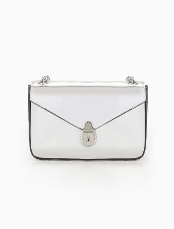 CARTEIRA-CK-FLAP-CROSSBODY-LOCKED---LIGHT-GREY---U