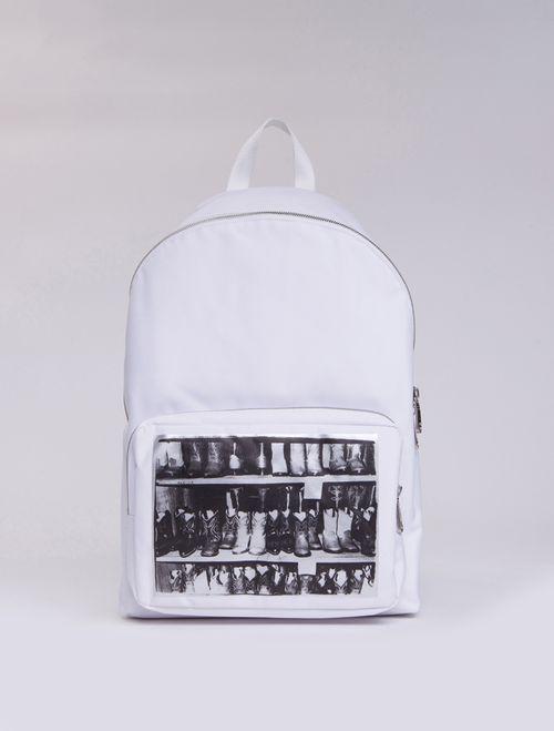 Mochila Ckj Boot Andy Warhol Rodeo - Off White