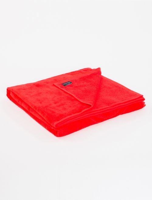 Toalha Ckj Unicolor - Vermelho