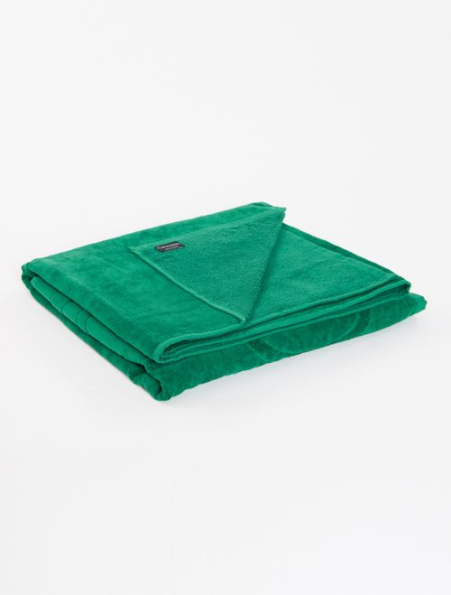 Toalha Ckj Unicolor - Verde