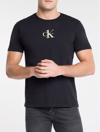 Camiseta-Ckj-Mc-Estampa-Ck-One---Preto