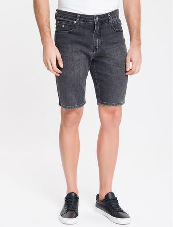 Bermuda-Jeans-Six-Pckts-Bordado-Ck1---Preto