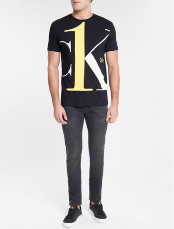 Camiseta-Ckj-Mc-Estampa-Ck1---Preto