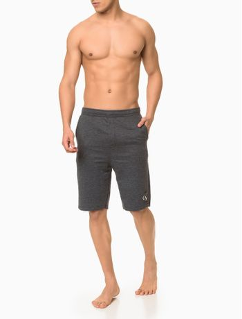 Bermuda-Masc-Moletom-Ck-One-Loungewear---Cinza-Chumbo