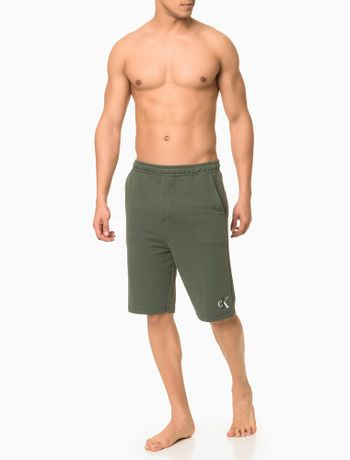 Bermuda-Masc-Moletom-Ck-One-Loungewear---Militar