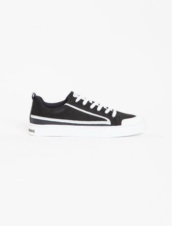 Tenis-Ckj-Fem-Cano-Baixo-Sakte-Sneaker---Preto