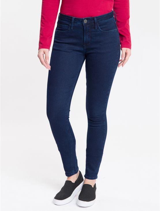 Calca-Jeans-Five-Pocktes-Mid-Rise-Skinny-Ckj-011-Mid-Rise-Skinny---Marinho