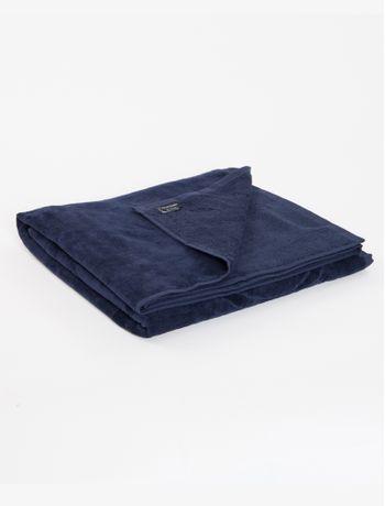 Toalha-Ckj-Unicolor---Azul-Marinho