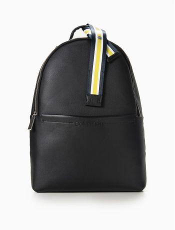 Mochila-Calvin-Klein-2G-Round-Backpack---Preto-