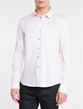 Camisa-Slim-Cannes-Toque-Suave---Rosa-Claro