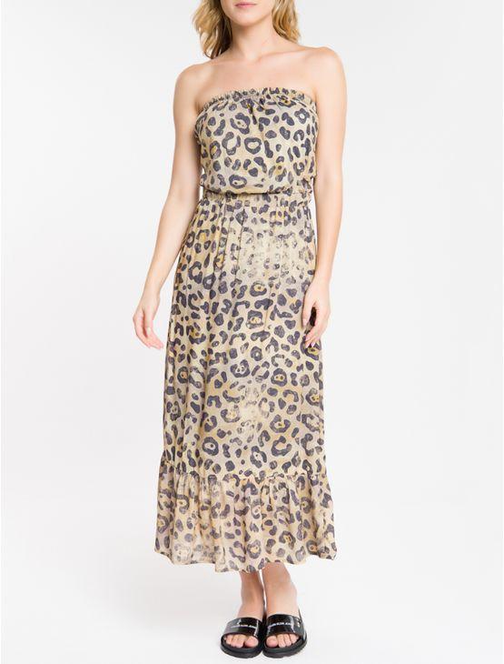 Vestido-Midi-Animal-Print---Areia