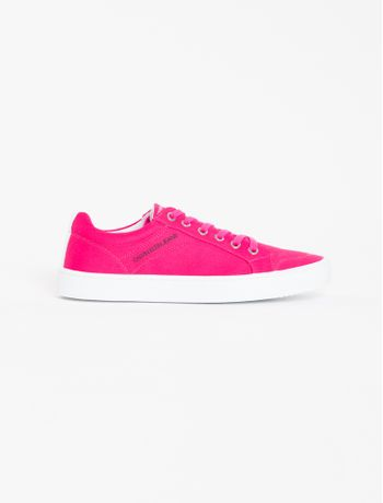 Tenis-Ckj-Fem-Basico-Est-Logo---Rosa-Pink