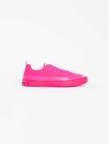 Tenis-Ckj-Fem-Skate-Unicolor-Global---Rosa-Pink