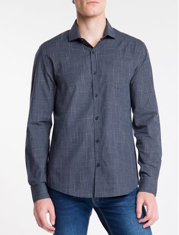 Camisa-Regular-Mg-Longa-Flame-Check-Excl---Marinho-
