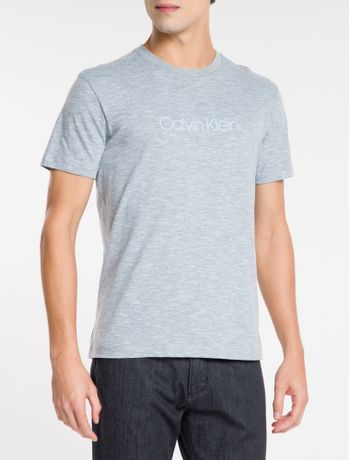 Camiseta-Regular-Basica-Flame-Mescla-Ck---Azul-Claro-