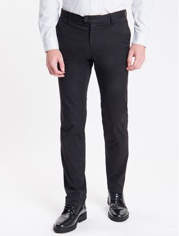 Calca-Chino-Slim-Fit-Com-Elastano---Preto-