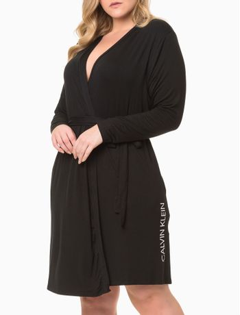 Robe-Manga-Longa-Viscolight-Plus-Size---Preto-