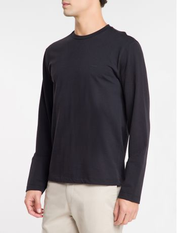 Camiseta-Ml-Slim-Basica-Malha-Pesada-Exc---Preto-