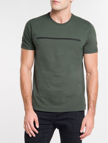 Camiseta-Ckj-Mc-Palito-Frente---Militar-