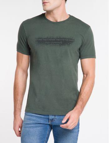 Camiseta-Ckj-Mc-Status-Quo---Militar-