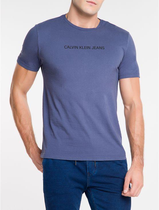 Camiseta-Ckj-Mc-Institucional---Indigo-