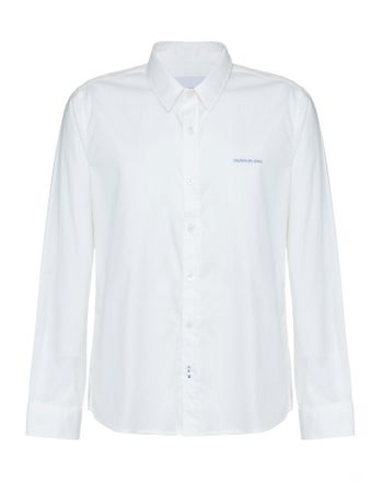 Camisa-Ml-Ckj-Lisa-Basica-Com-Assinatura---Off-White-