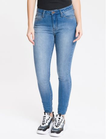 Calca-Jeans-Five-Pockets-Super-Skinny---Azul-Medio-