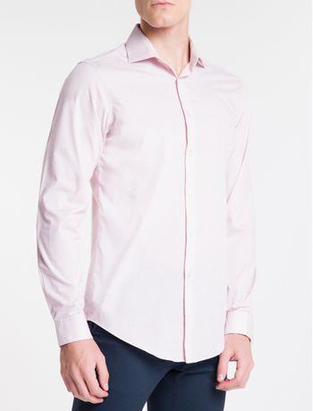 Camisa-Slim-Fit-Micro-Estampa-Non-Iron---Skin-