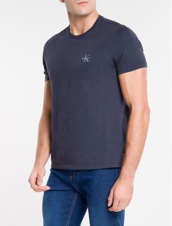 Camiseta-Ckj-Mc-Re-Issue-Peito---Marinho-