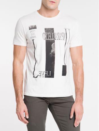 Camiseta-Ckj-Mc-Unparaleled---Areia-