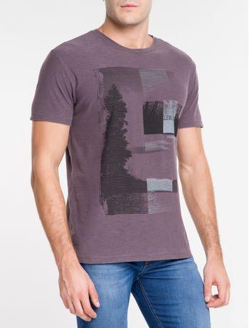 Camiseta-Ckj-Mc-Est-Paisagem---Bordo-