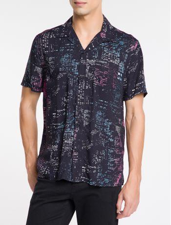 Camisa-Mc-Reg-Print-Havaia-N-D---Preto-