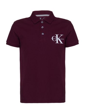 Polo-Mc-Regular-Logo-Piq-Reat-Gola-Ret---Bordo-