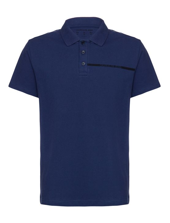 Polo-Mc-Regular-Lisa-Piq-Reat-Gola-Ret---Indigo-