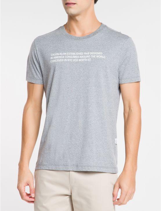 Camiseta-Mc-Slim-Silk-Statement---Grafite-