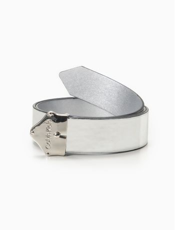Cinto-De-Couro-Fivela-Personalizada-Ck---Light-Grey-
