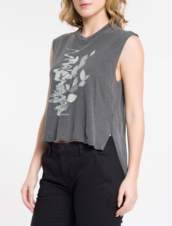 Blusa-Sm-Silk-Bot-Pig-Gc-Leaves---Preto-