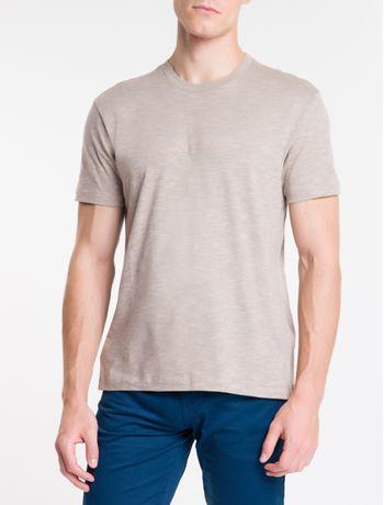 Camiseta-Regular-Basica-Flame-Mescla-Ck---Rosa-Claro-