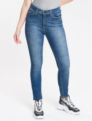 Calca-Jeans-Five-Pockets-High-R-Body-Sk---Marinho-