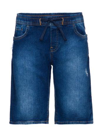 Bermuda-Jeans-Five-Pockets-Moletom---Azul-Medio-