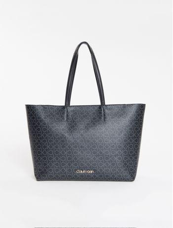 Bolsa-Calvin-Klein-Shopper-Media-Mono---Preto-