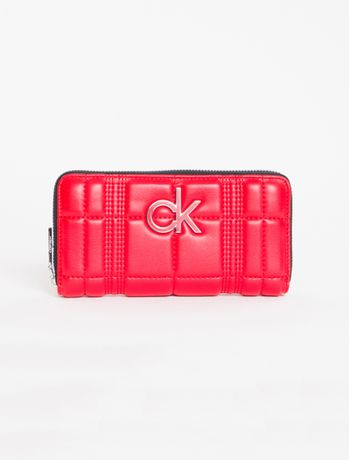 Carteira-Calvin-Klein-Grande-Ziparound---Vermelho-