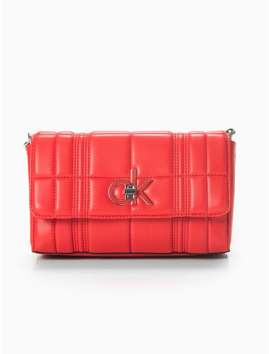 Bolsa-Calvin-Klein-Flap-Crossbody---Vermelho-